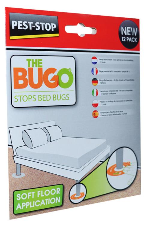 The Bugo klisterfælde til gulvtæpper